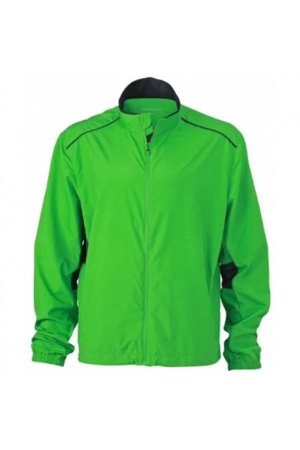 James & Nicholson zöld színű férfi dzseki