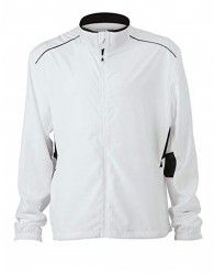 James & Nicholson Fehér színű férfi dzseki