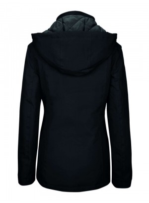 Női kabát több színben