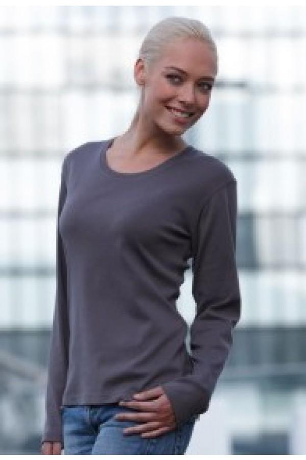 James & Nicholson Női Hosszú ujjú póló