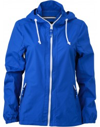 James & Nicholson Női kék színű Vitorlás Kabát