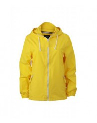 James & Nicholson Női Sárga színű Vitorlás Kabát