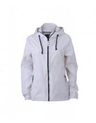 James & Nicholson Női Fehér színű Vitorlás Kabát