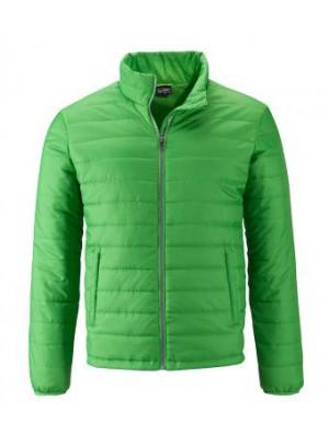 James & Nicholson zöld színű Férfi bélelt dzseki