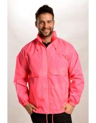 Széldzseki pink