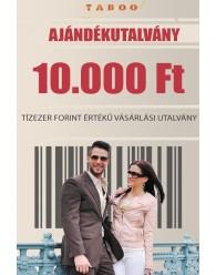 Ajándék Utalvány 10000