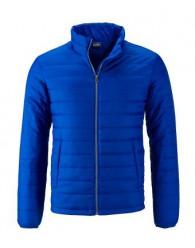 James & Nicholson kék színű Férfi bélelt dzseki