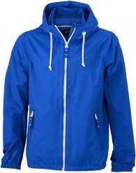 James & Nicholson Férfi Kék színű Vitorlás Kabát
