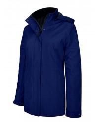 Sötétkék Női kabát
