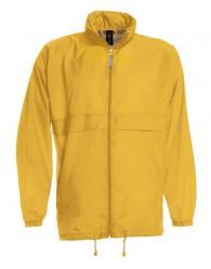 B&C Széldzseki sárga