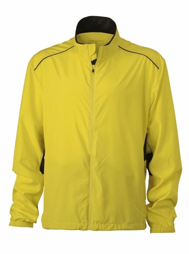 e5e29c430d Taboo Hungary - James & Nicholson sárga színű férfi dzseki